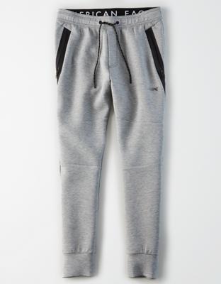 AE Легкие флисовые спортивные штаны