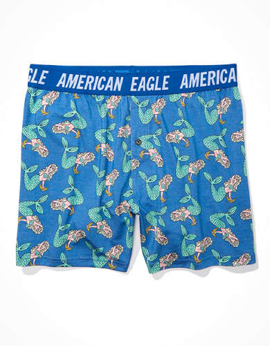 AEO Mermaids Ultra Soft Boxer Short