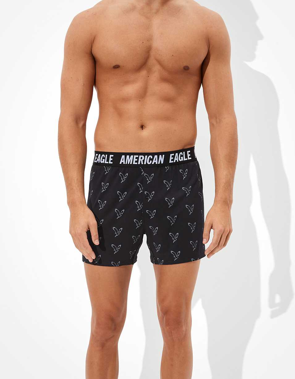 AEO Eagles Ultra Soft Boxer Short