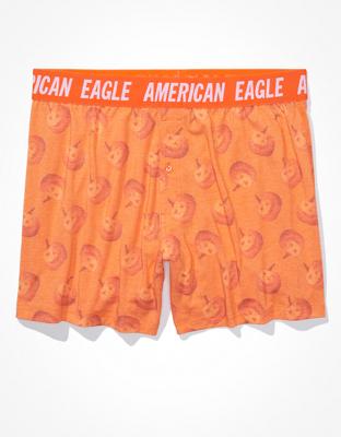 AEO Pumpkins Ultra Soft Boxer Short