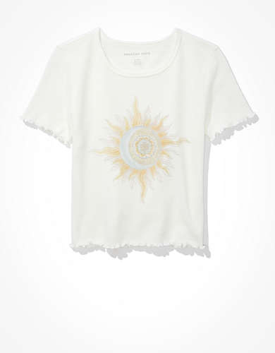 AE Tie-Dye Graphic Baby Tee