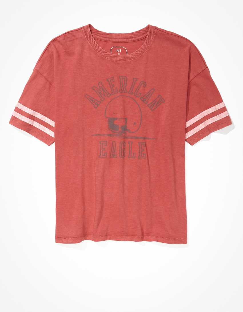 AE Peanuts Graphic T-Shirt