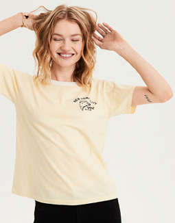 Ae New York City Graphic Tee by American Eagle Outfitters