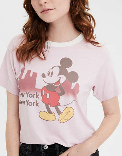 AE Mickey Graphic T-Shirt