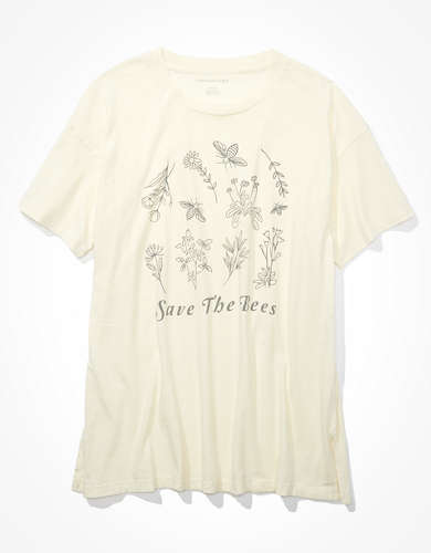 AE Save The Bees Graphic T-Shirt