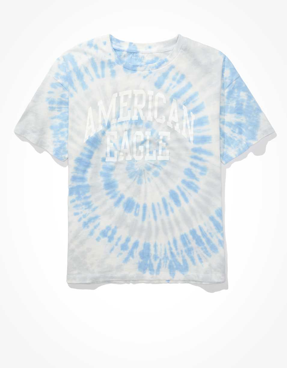 AE Tie-Dye Graphic T-Shirt