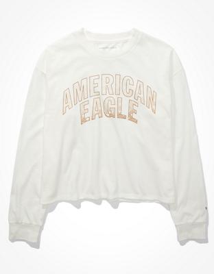 AE Long-Sleeve Graphic T-Shirt