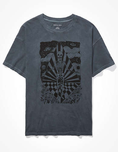 AE Oversized Graphic T-Shirt
