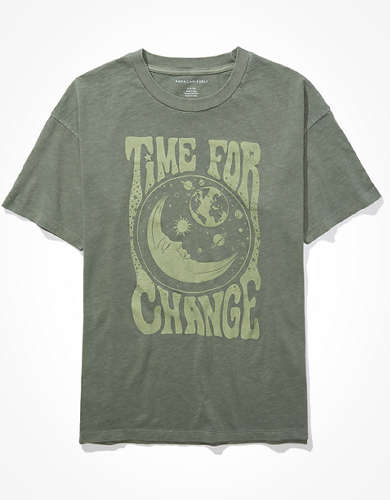 AE Time For Change Graphic T-Shirt