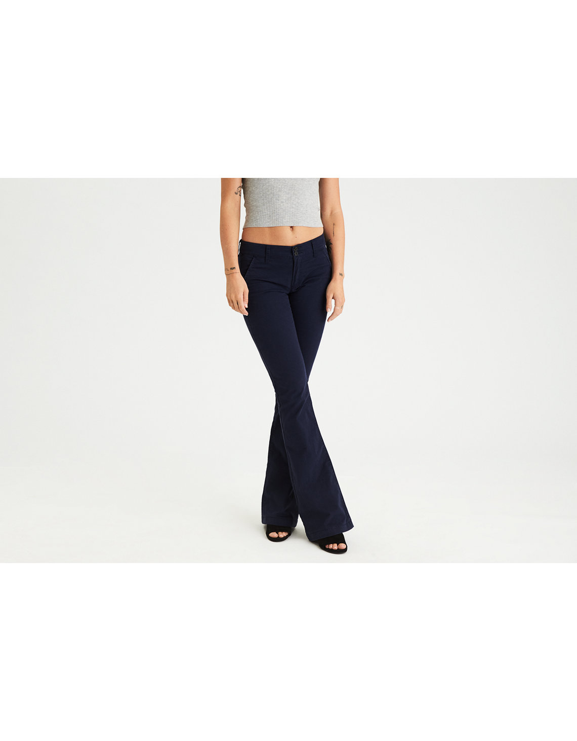 Womens Twill Pants | American Eagle Outfitters