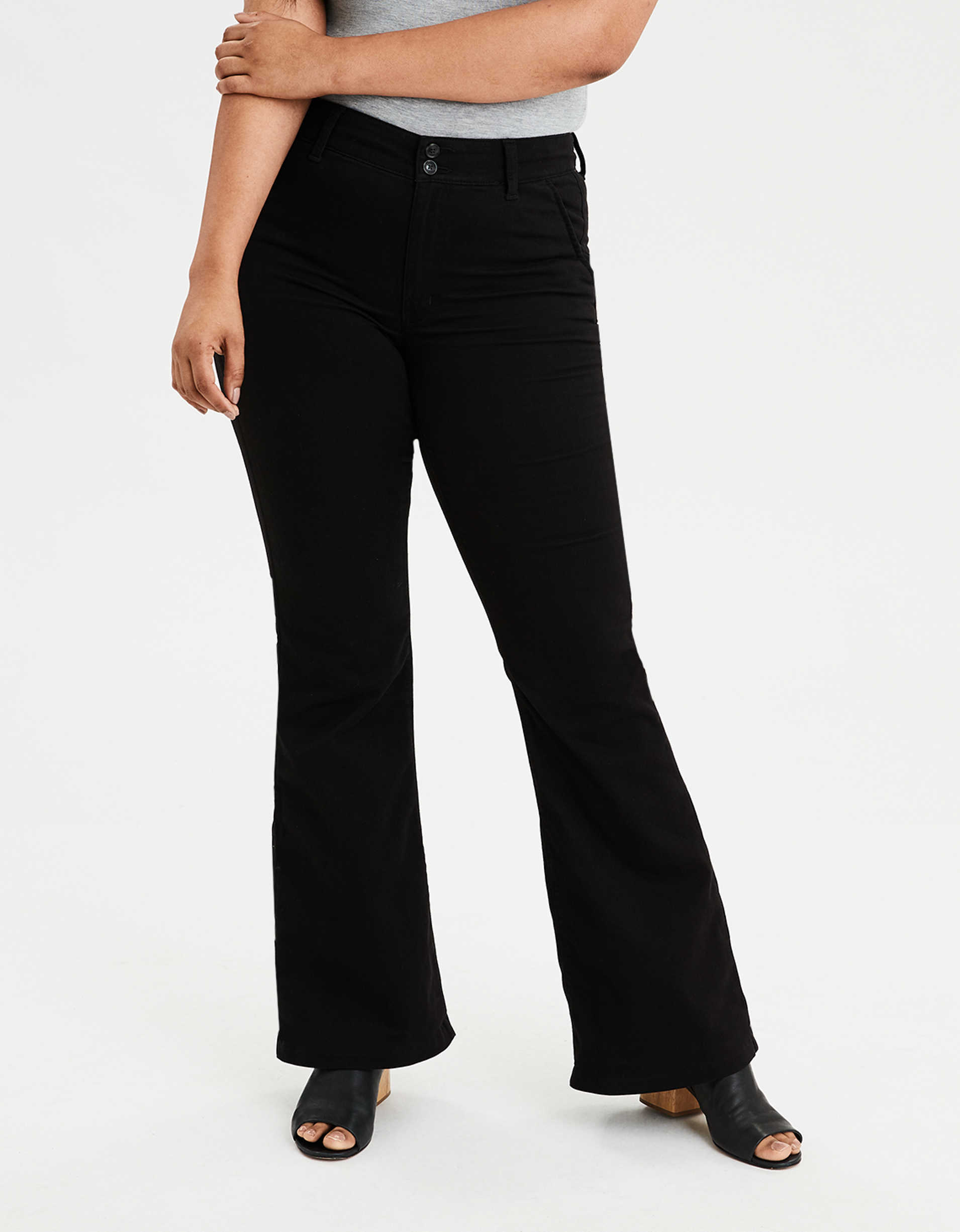 AE High-Waisted Artist® Flare Pant