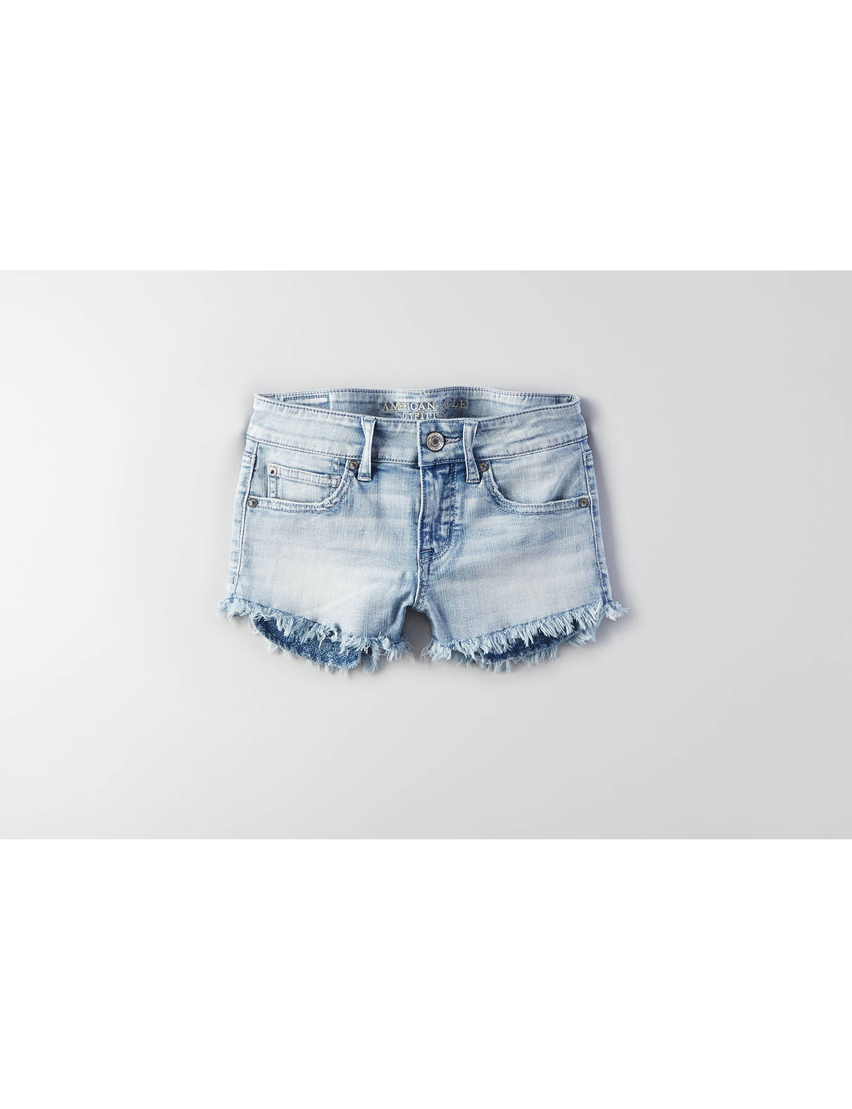 Display product reviews for AEO Shortie
