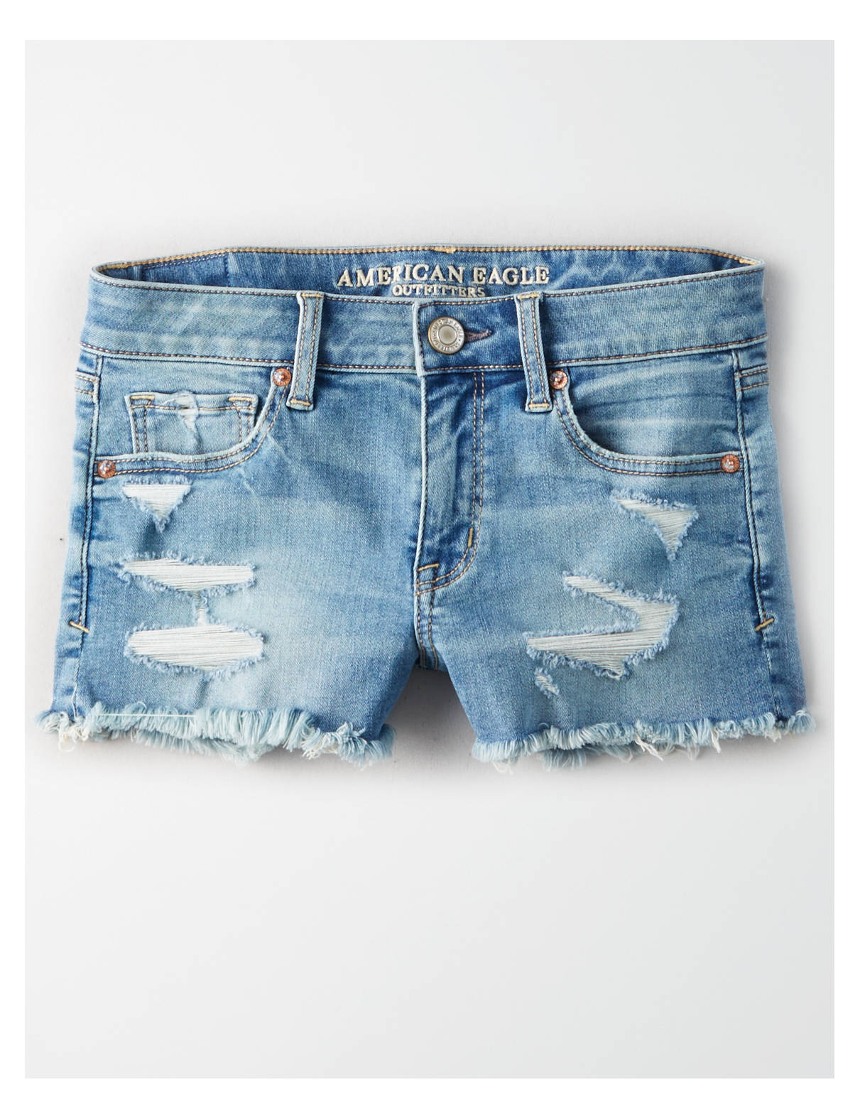 Display product reviews for AE Ne(X)t Level Denim Shortie