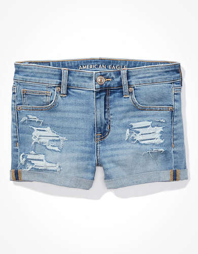 AE Ne(x)t Level Denim Short Short