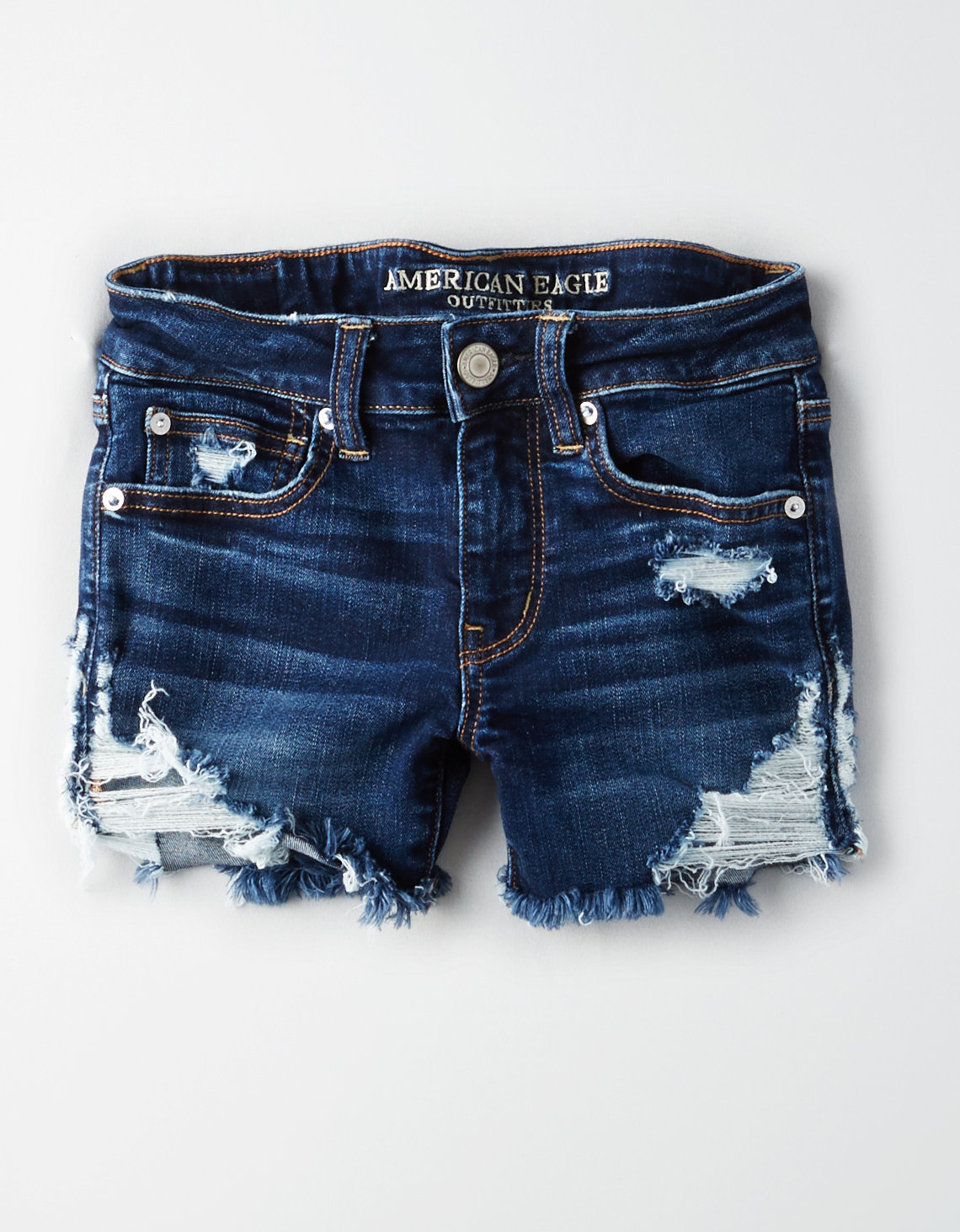 2019 year looks- Eagle american jean shorts photo