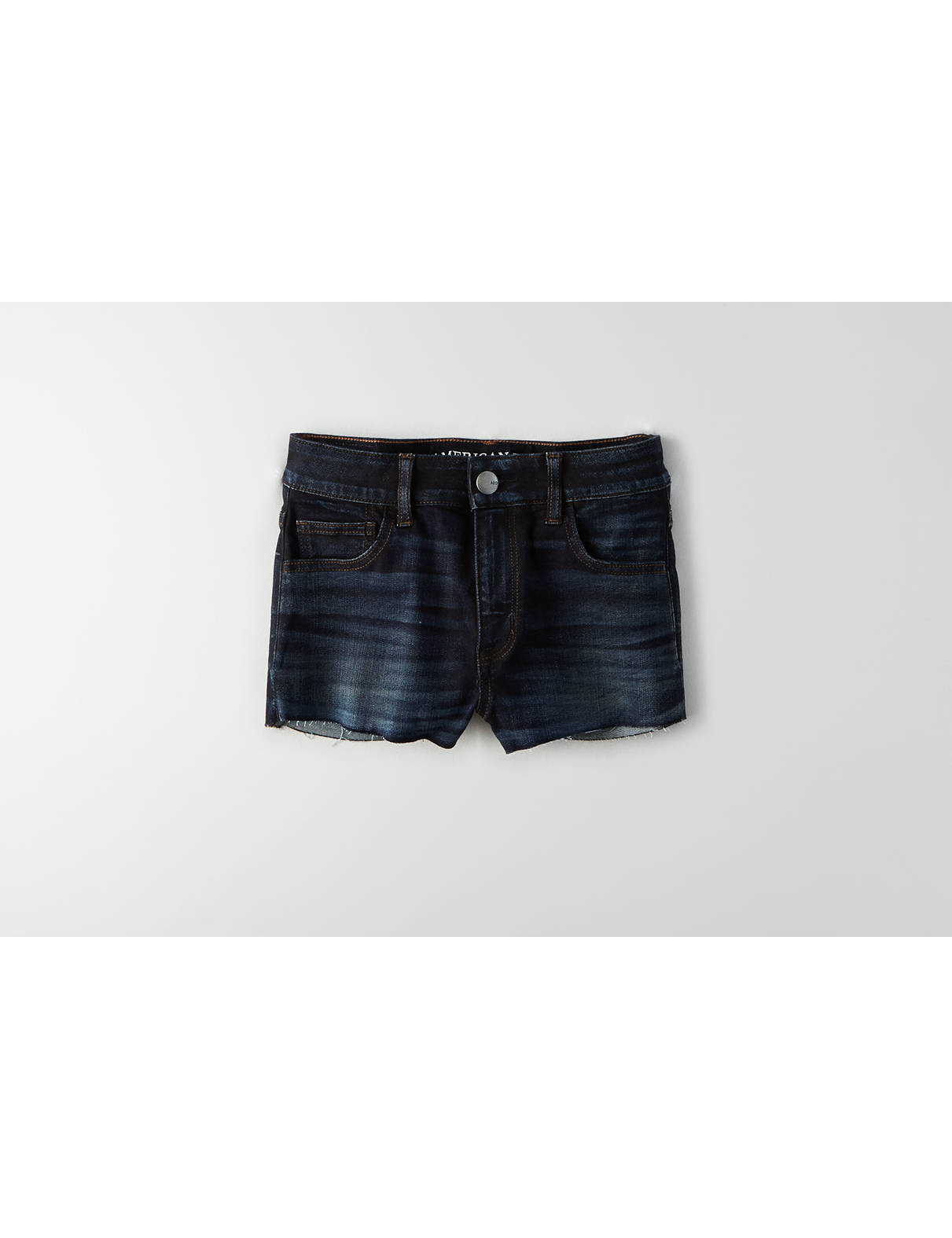 Display product reviews for AEO Denim X Hi-Rise Cheeky