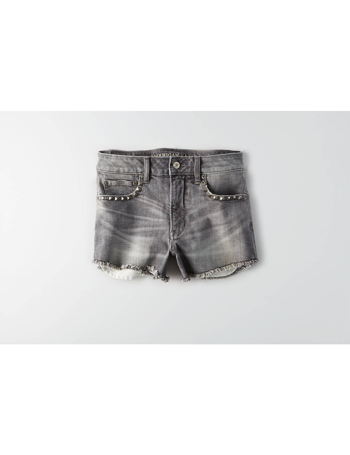 Display product reviews for AEO Vintage Hi-Rise Festival Short