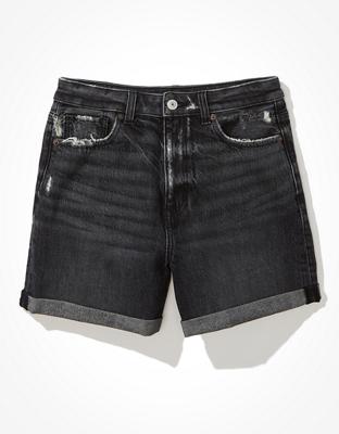 Мешковатые джинсовые шорты мом AE
