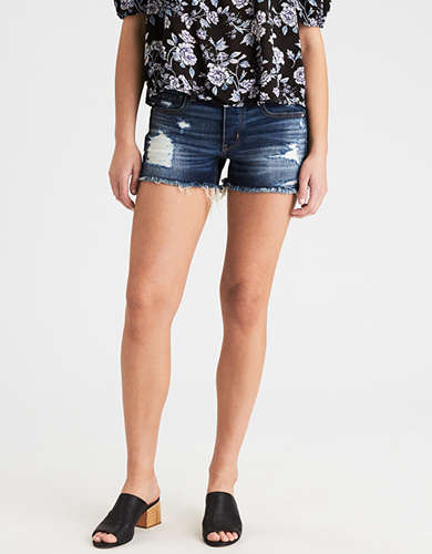 Womens Denim Soft Shorts | American Eagle Outfitters