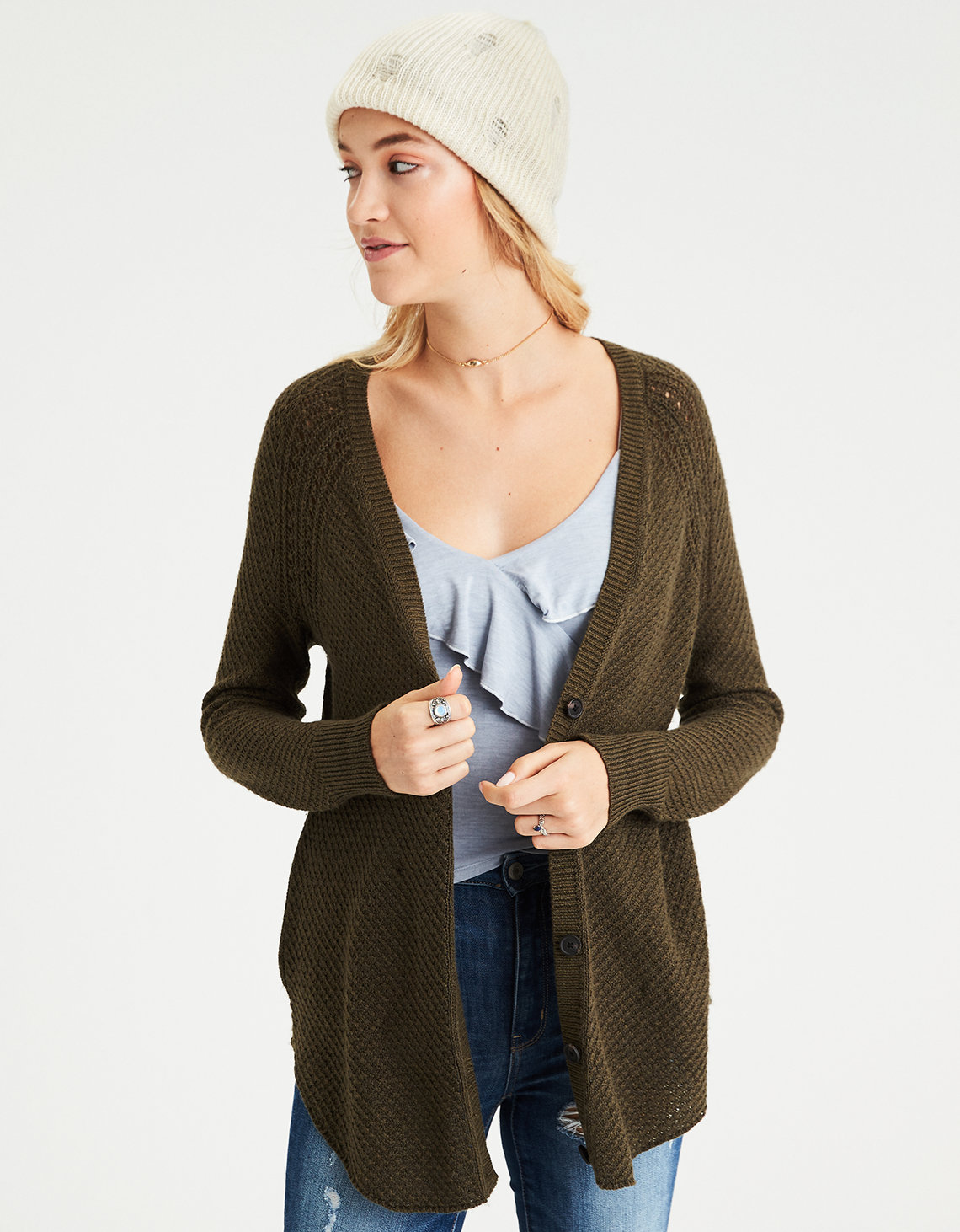 Cardigans For Women | American Eagle Outfitters