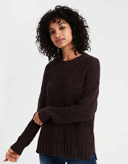 Ae Pocket Crew Neck Sweater by American Eagle Outfitters