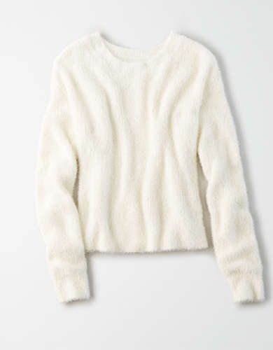 AE Eyelash Crew Neck Sweater