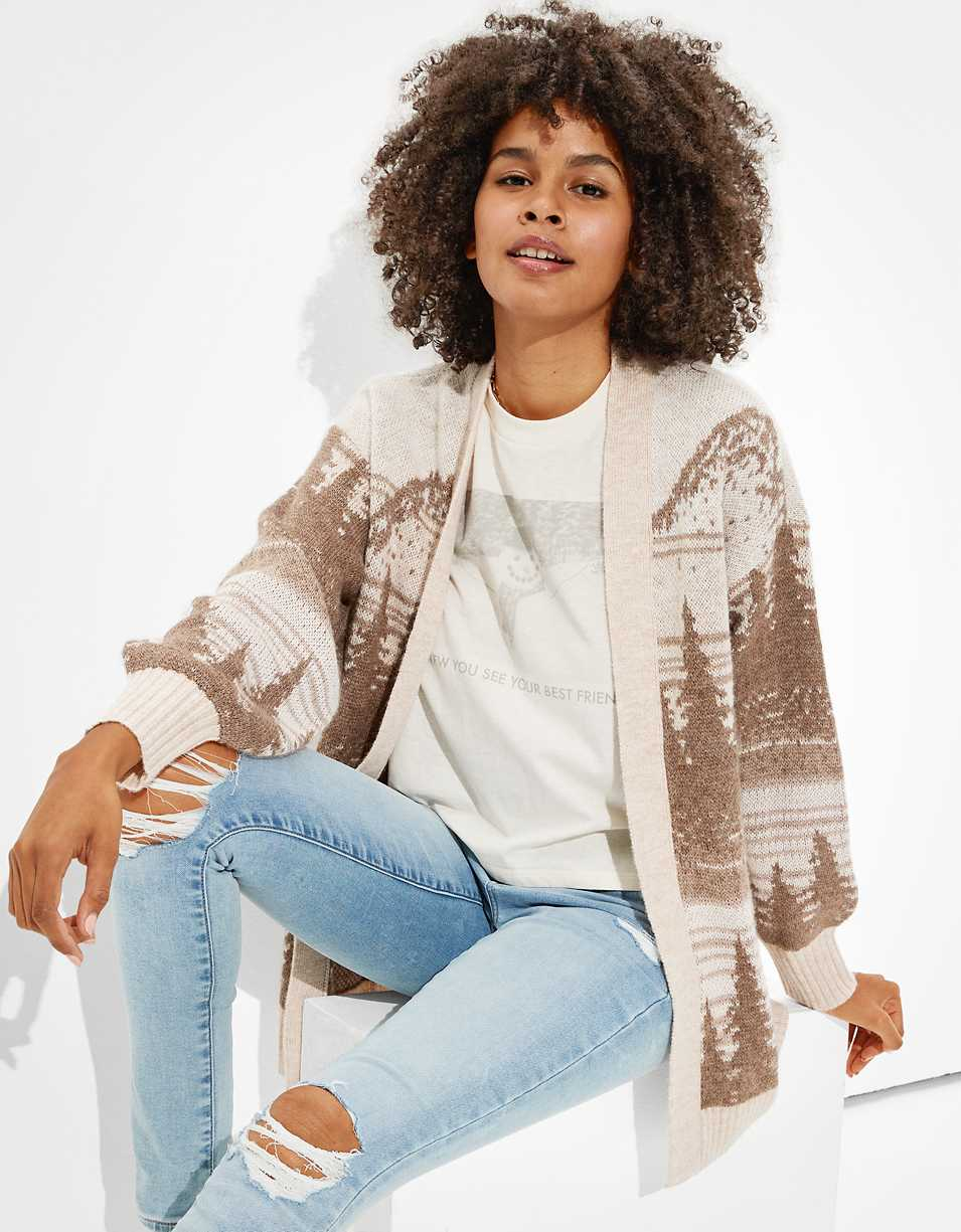 AE Oversized Wilderness Cardigan