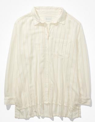 Рубашка на пуговицах AE
