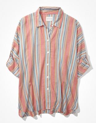 AE Oversized Beach Shirt