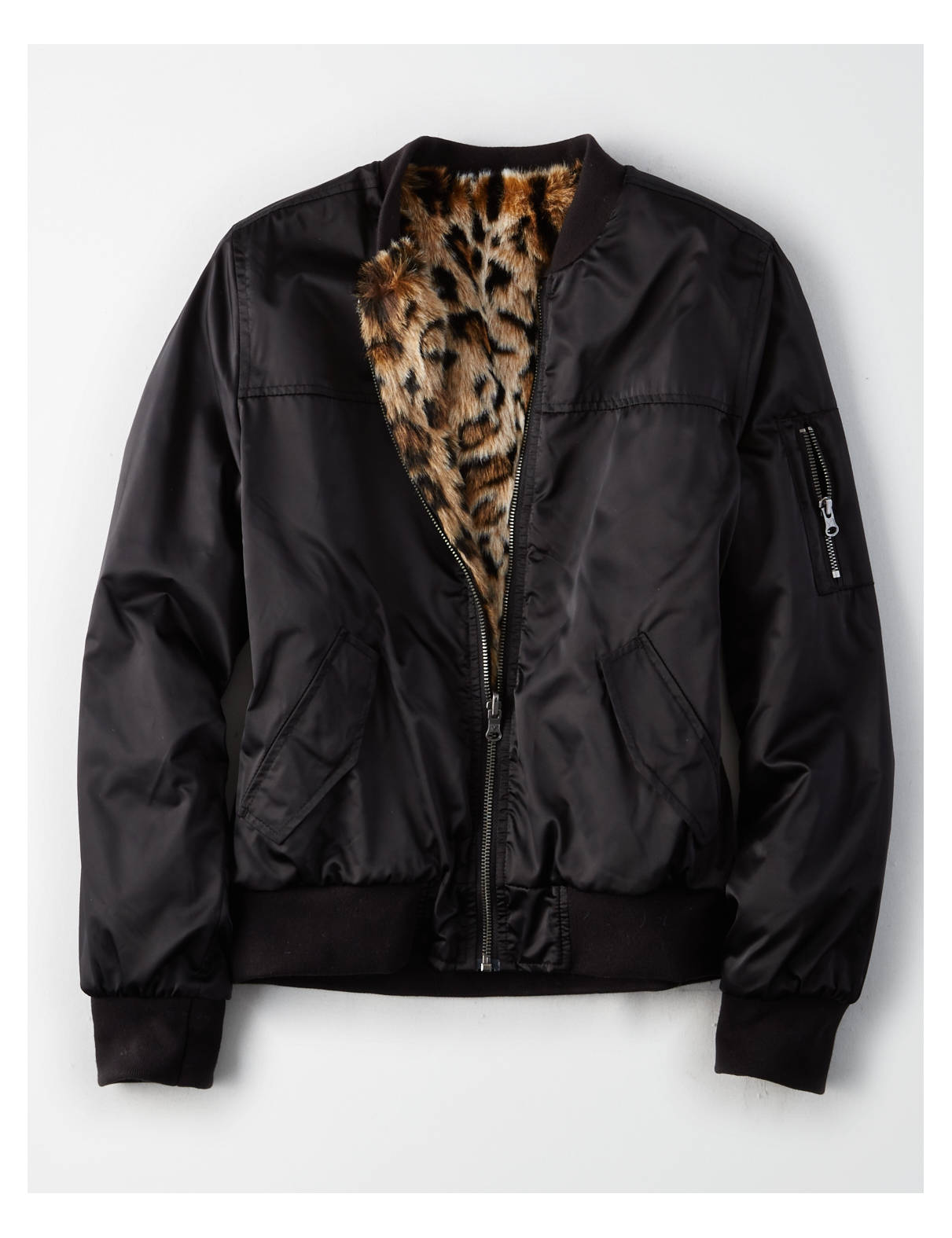 Bomber Jackets for Women | American Eagle Outfitters