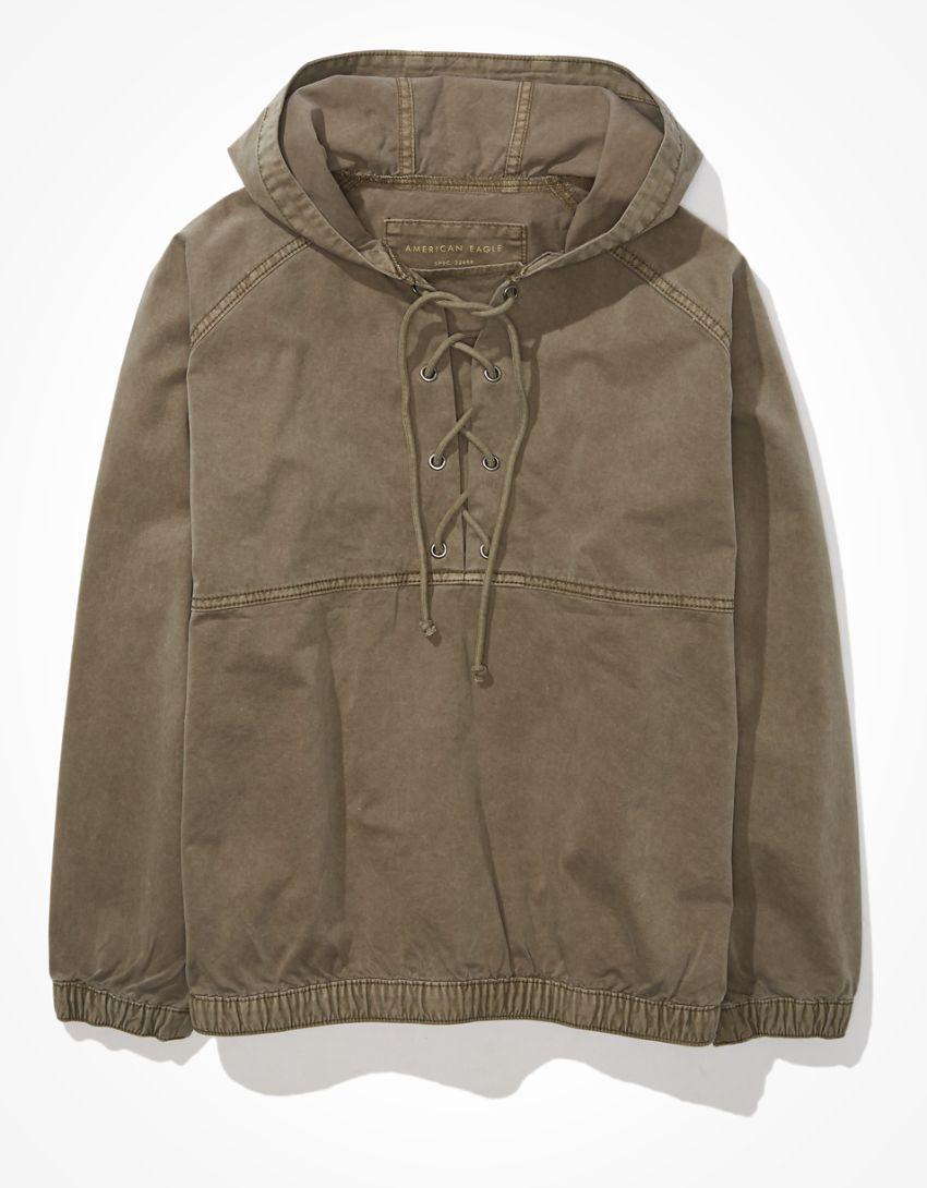 AE Lace-Up Jacket