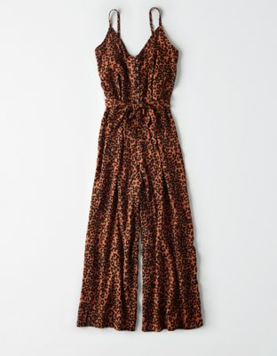 24a3ceebfac This review is fromAE Leopard Print Jumpsuit.