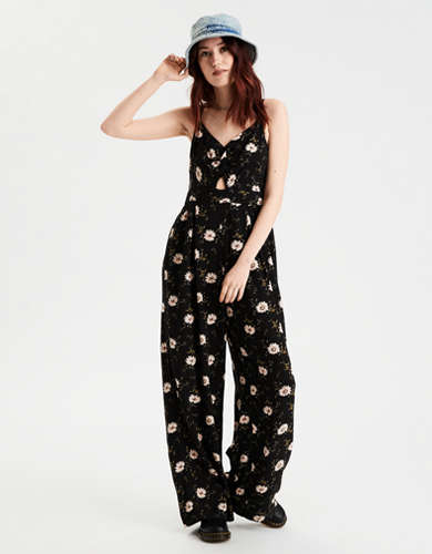 AE Twist Front Jumpsuit