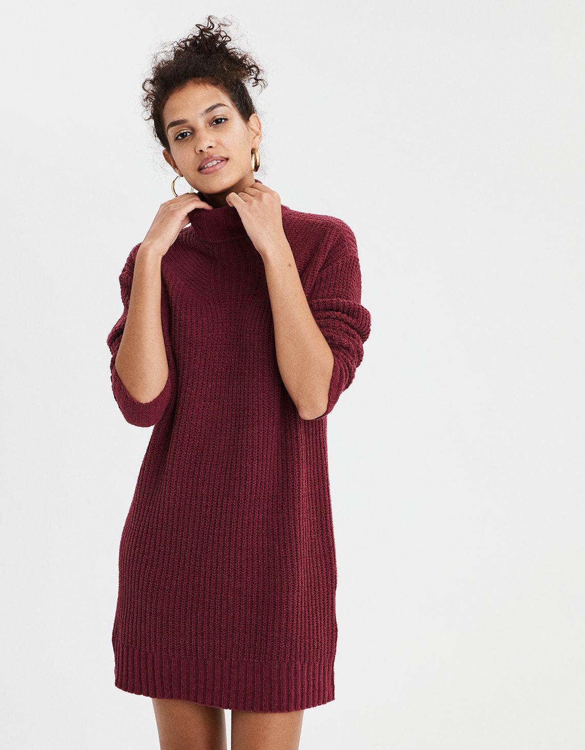 to wear - Sweater Neck dress video