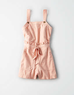 Ae Workwear Romper by American Eagle Outfitters