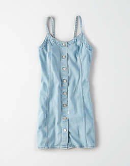 ed50d1a3b7 ae-denim-slip-dress by american-eagle-outfitters