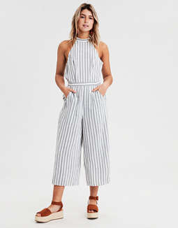 AE Striped Jumpsuit