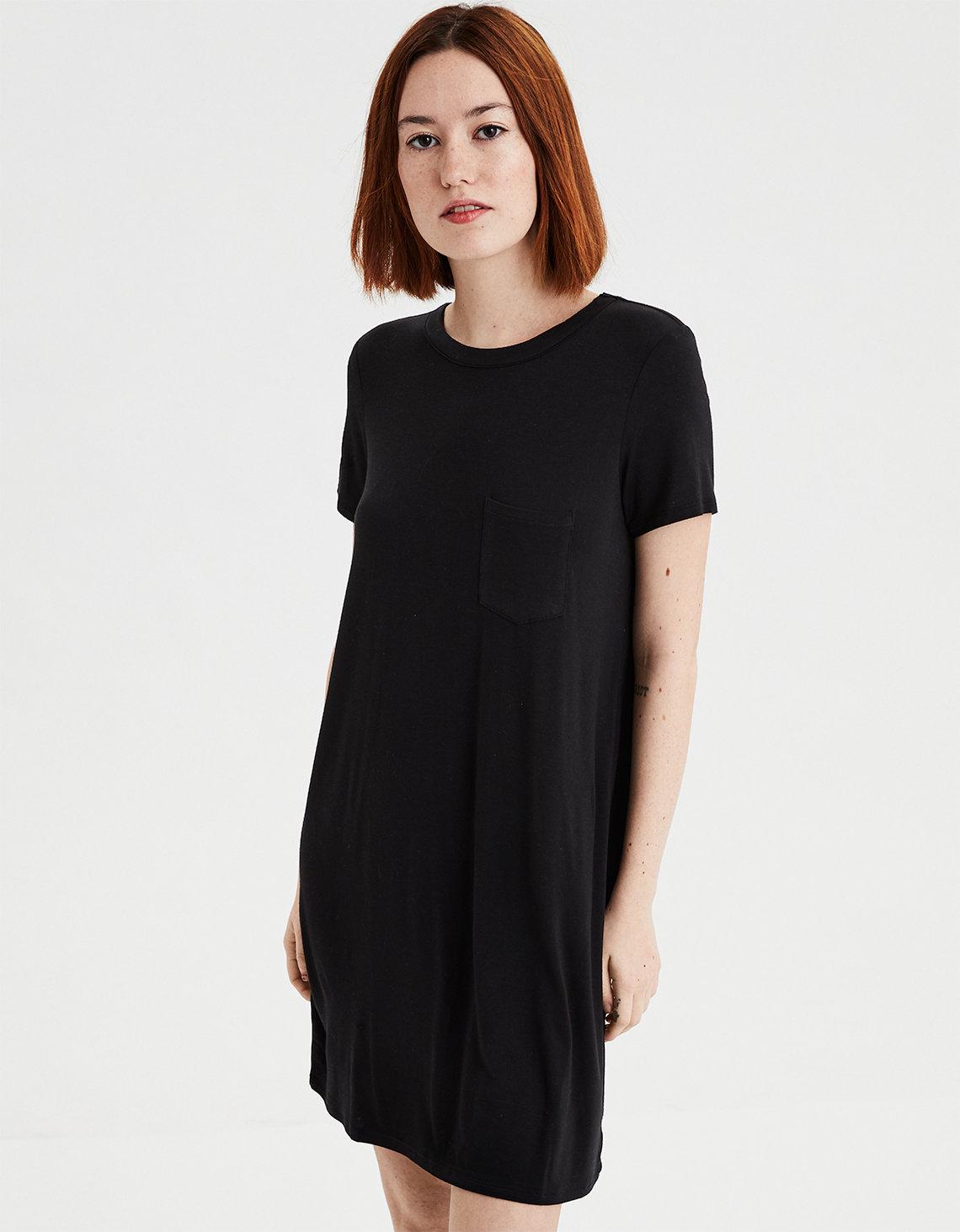 2134d6163b74 AE Easy T-Shirt Dress