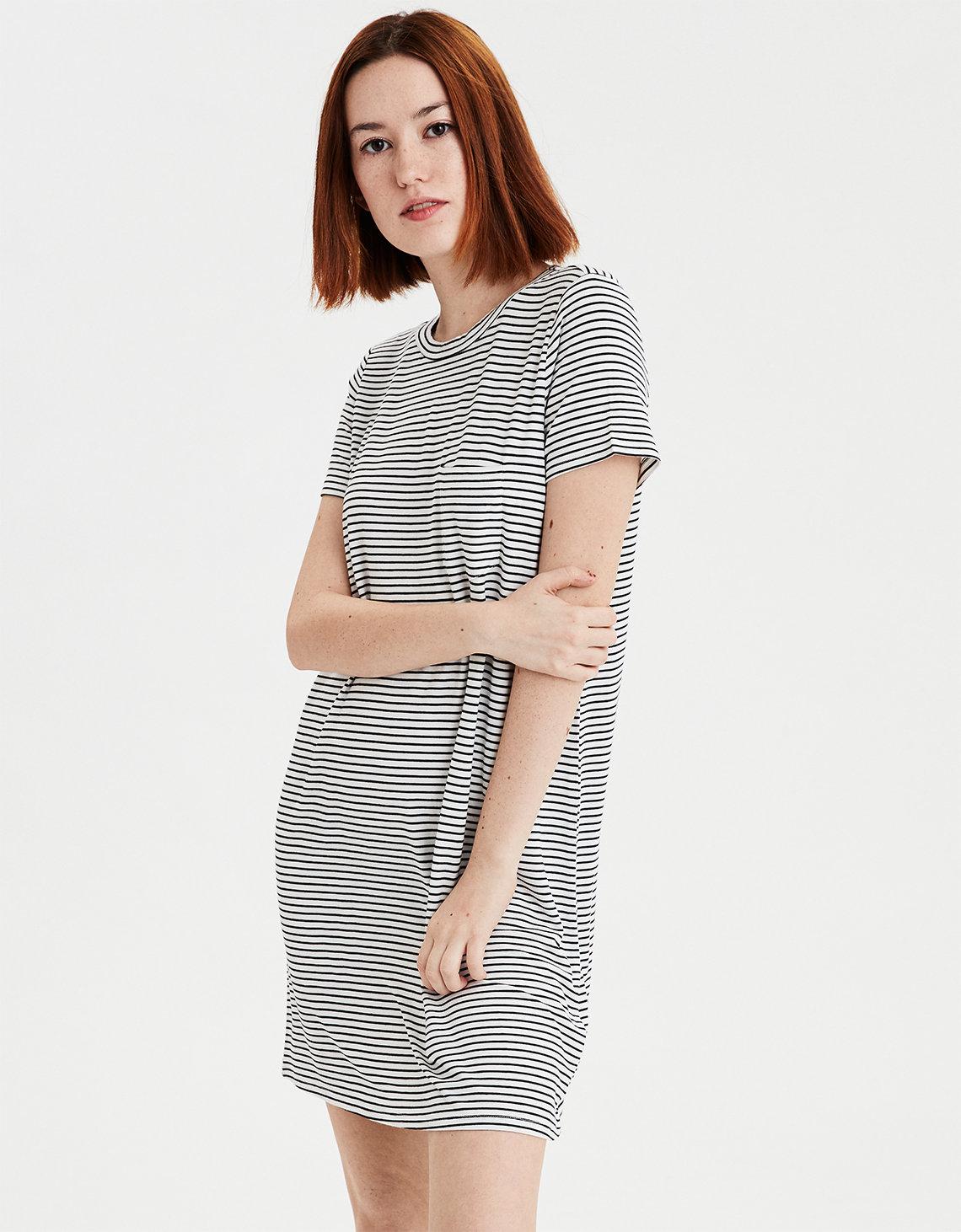 70999a6ee3 AE Easy T-Shirt Dress