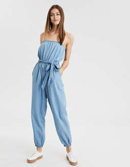 AE Strapless Jumpsuit