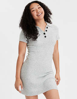 AE Polo Sweater Dress