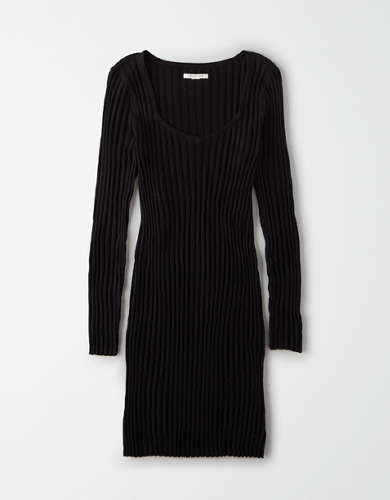 AE Sweetheart Sweater Dress