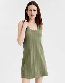 4f6dc99f0d placeholder image AE Knit Tank Dress ...