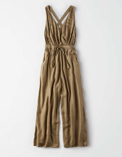 AE Surplice Jumpsuit