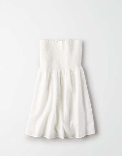 AE Smocked Tube Dress