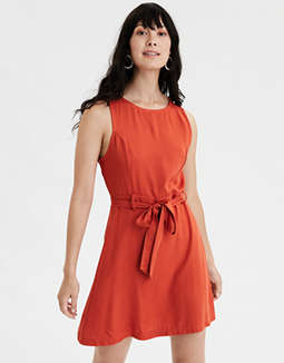 AE High Neck Dress