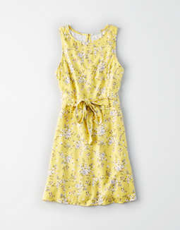 d7a252f7e7 placeholder image AE Floral High Neck Dress ...