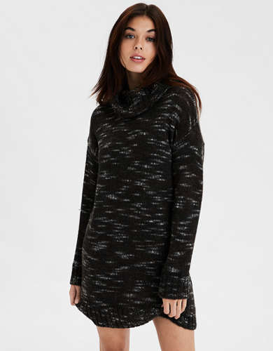 AE Turtleneck Sweater Dress