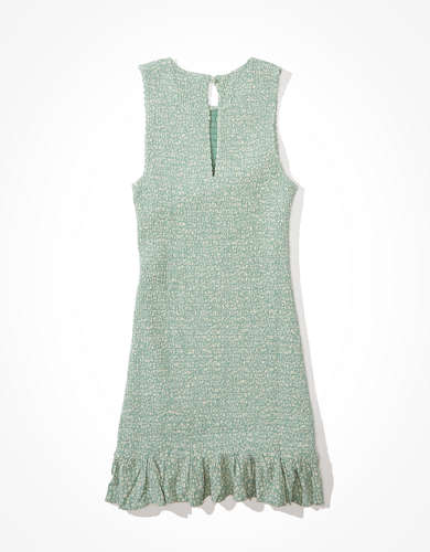 AE Smocked Mini Dress