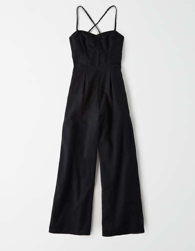 AE Scoop Neck Jumpsuit